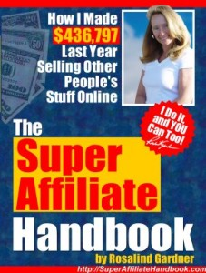 BIG Favor to Ask of Super Affiliate Handbook Readers