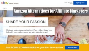 7 Amazon Alternatives for Affiliate Marketers