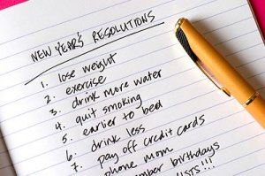 Make Your Resolutions a Reality