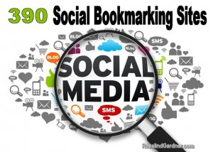 360 Social Bookmarking Sites (Most Pretty Useless)