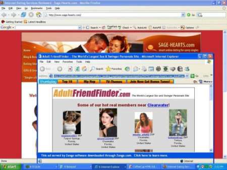 Adult Friendfinder Popup 17