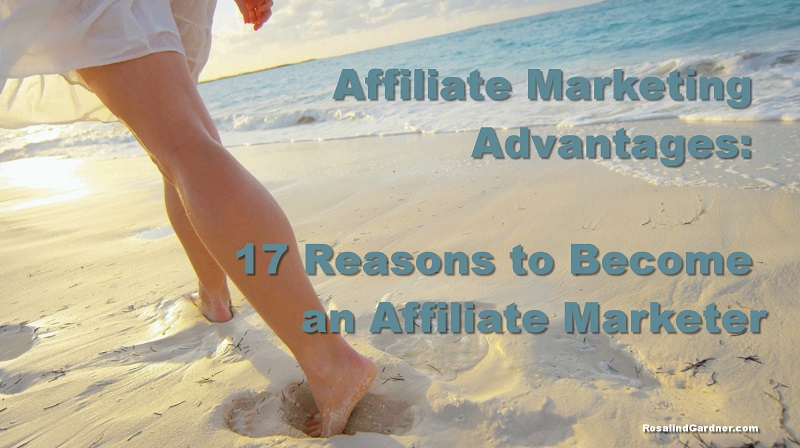 Affiliate Marketing Advantages