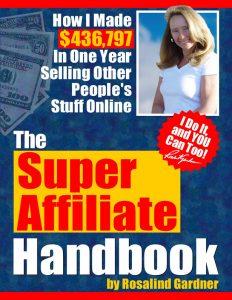 Super Affiliate Handbook cover