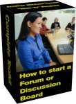 How to Start a Discussion Forum Toolkit